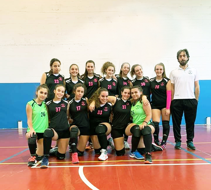under18 volley bareggio