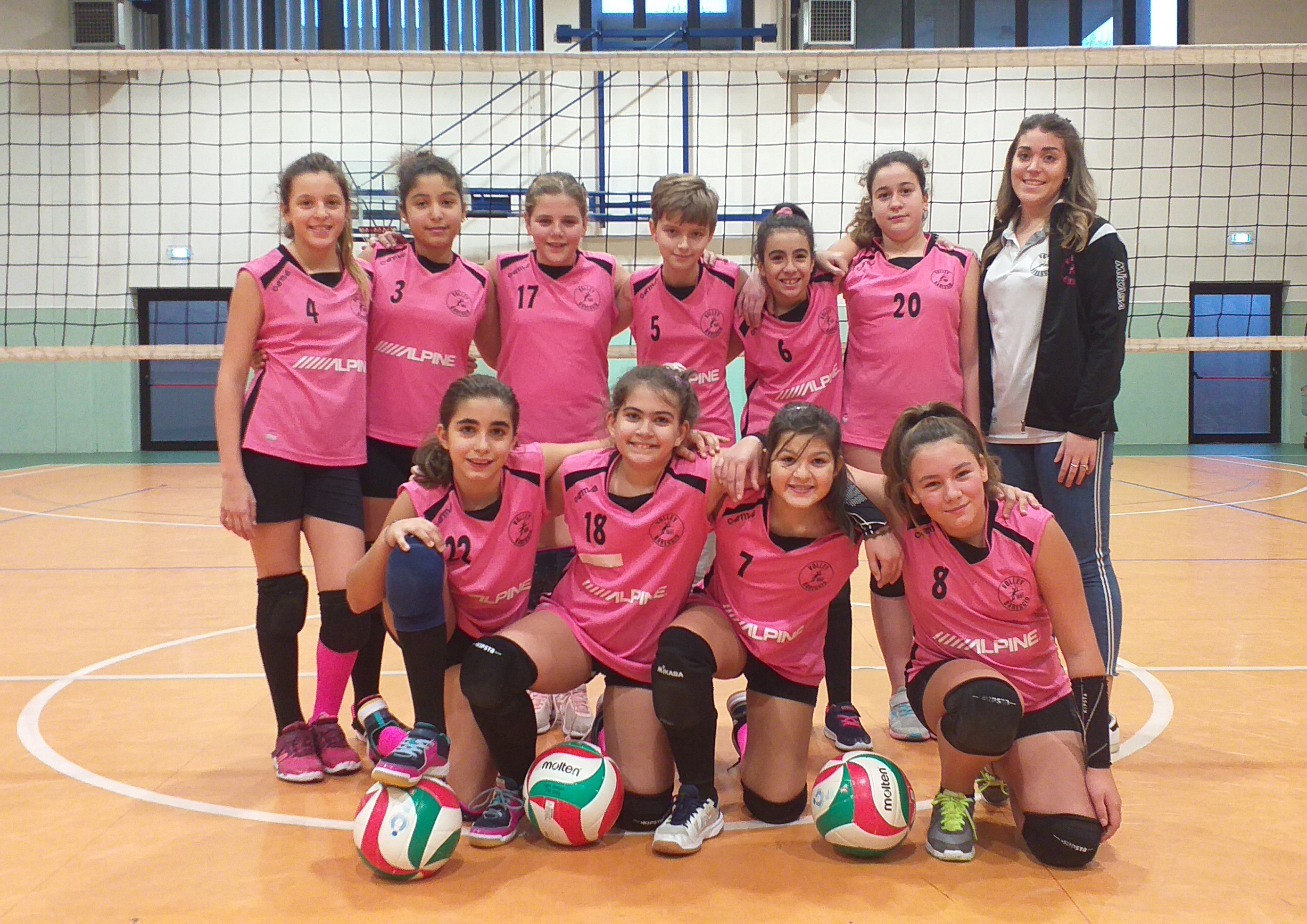 under12 Volley Bareggio
