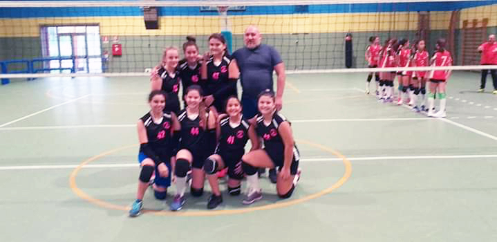 under 14 volley bareggio
